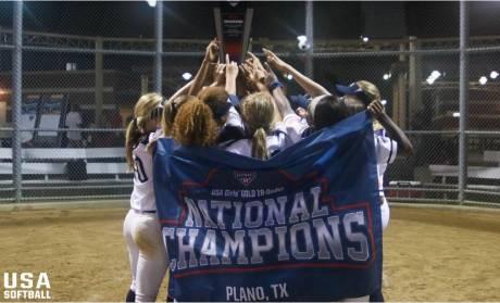 Championship games were live streamed on USA Softball's Website for fan engagement and monetization.