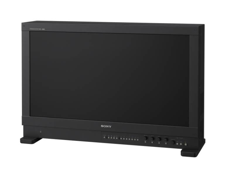 The new Sony BVM-HX310 Reference Monitor can accurately reproduce images down to individual pixels.