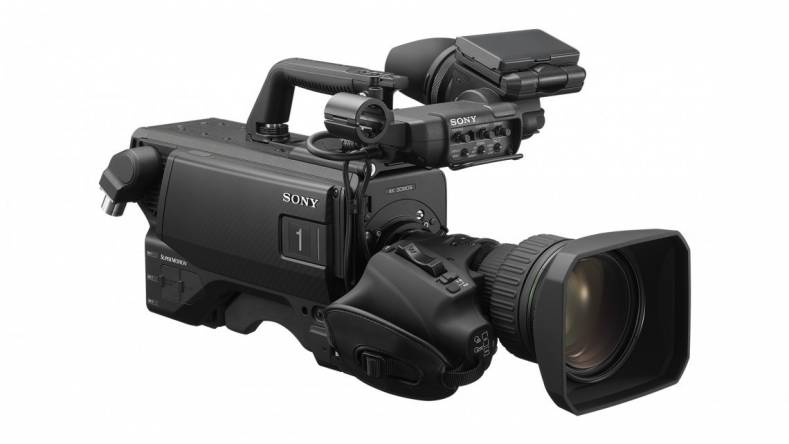 The HDC-5500 offers high sensitivity and signal-to-noise ratio, as well as wide dynamic range capabilities in 4K resolution.