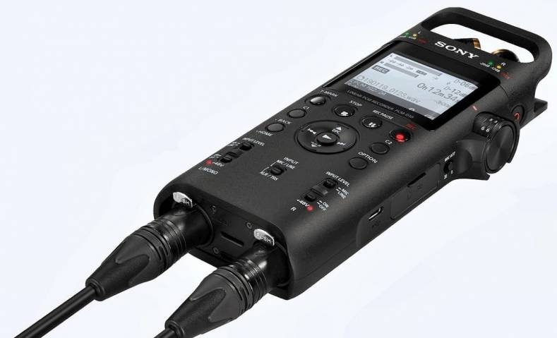 Sony Introduces the PCM-D10 High Resolution Audio Recorder - The Broadcast Bridge - Connecting IT to Broadcast