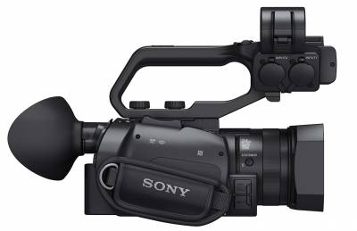Sony's new PXW-X70 professional camcorder is the first XDCAM model to combine the format's file-based capabilities with a compact form facto
