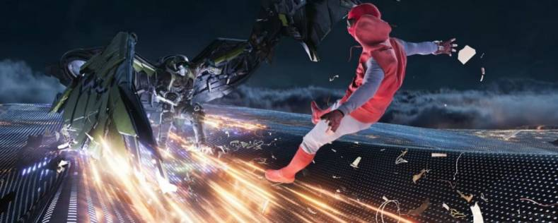 New and complex special effects were developed to create the hit movie Spiderman Homecoming a box office favorite. Image: Sony Imageworks