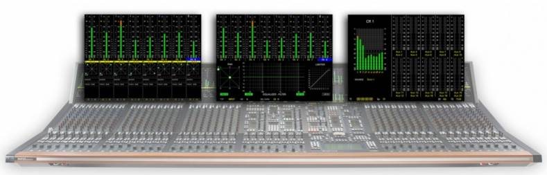Included in the latest version of software, Stage Tec has added immersive 3D audio mixing to its Aurus platinum console.