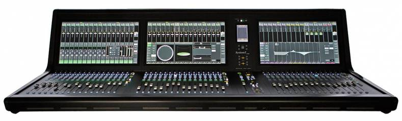 The new S300-48 console provides a larger fader count and multi operator usage in the System T S300 form factor.