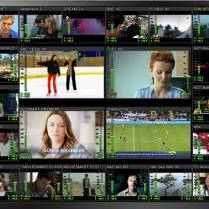 The MCM-9000U is a software-only multiviewer that supports multiple formats on the same platform.