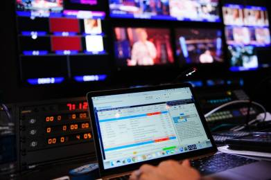 The Octopus 8 newsroom computer system will help streamline workflows in all facets of TBN's production, both on TV and online.