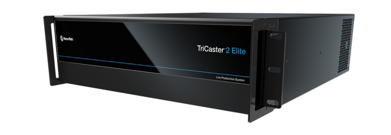 Inside this box are production and distribution functionality and flexibility improvements that set a new pace for the NewTek brand.