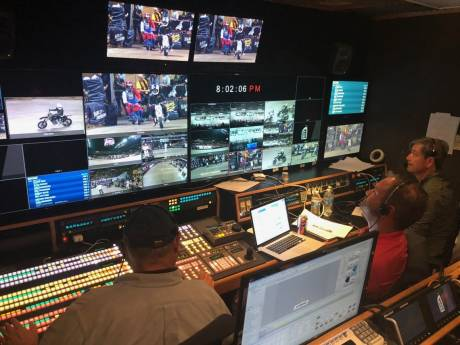 TNDV served as technical producer, managing two of its high-end HD mobile units and TV crews.