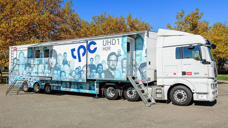 EBU Claims World First for all IP OB Truck - The Broadcast Bridge