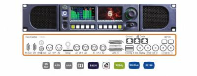 TSL Products' PAM1-IP and PAM2-IP audio monitoring units now support the modern suite of standards.