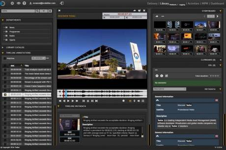 With Tedial Evolution, AMCNI Iberia will supply and automate the management of subtitles and audio files.