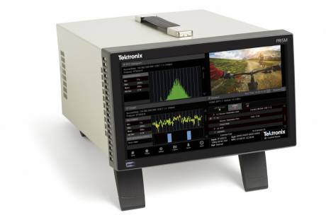 New PRISM capabilities will be on display in the Tektronix exhibit.