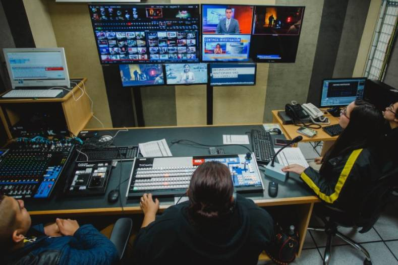 Telediario, in Saltillo, Mexico uses AP ENPS, NewsCaster Connect and a TriCaster 8000 for live newscasts.
