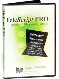 TeleScript TECHi software is available from the iTunes store.