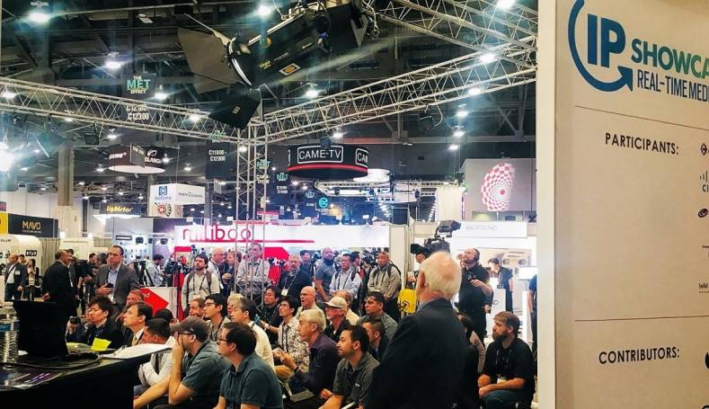 The five days of the IP Showcase and Theater is expected to attract large crowds at IBC2018.
