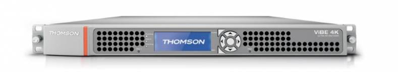 Thomson Video Networks Intros Real-Time 4K Encoding - The