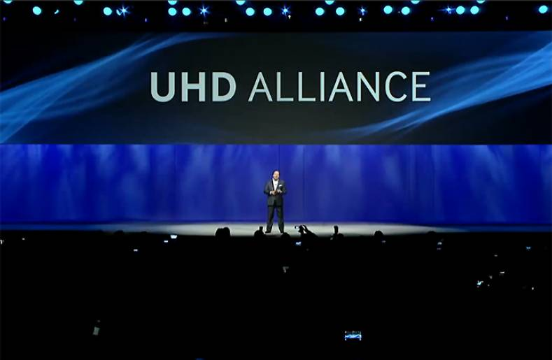 At CES 2015 a group of content owners and CE manufacturers announced a plan to stimulate the market for Ultra High Definition Television.