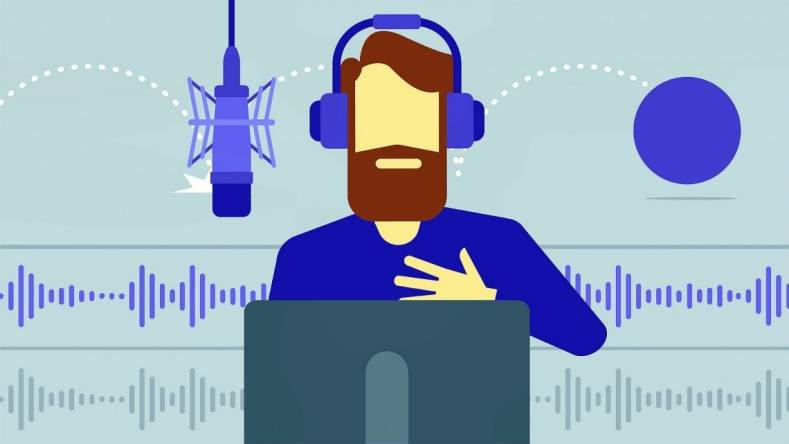 Recording a voice is often but the first step. Post-production processing and equalization can add much to the final product's quality.