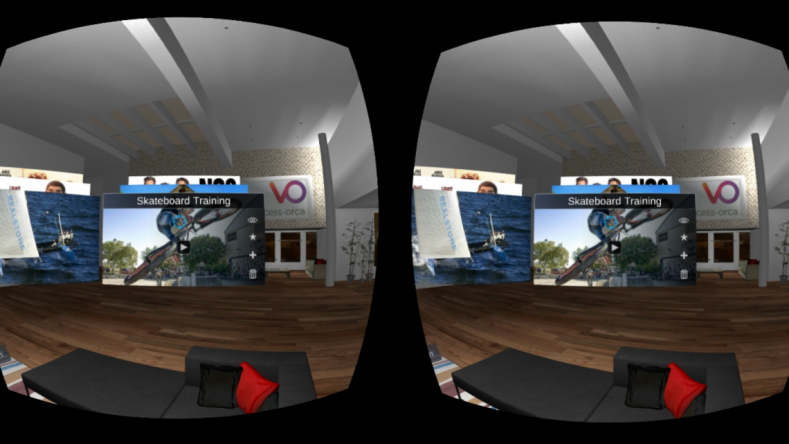 Viaccess-Orca's latest VR experience features sweeping views of 360-degree UHD content.