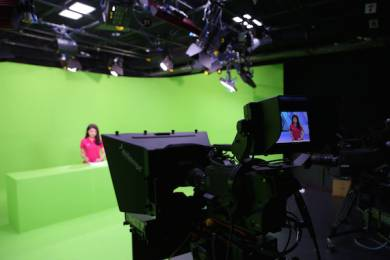 At VTVcab, two studios will feature a Vizrt virtual set with augmented reality capabilities, and a physical studio with AR.