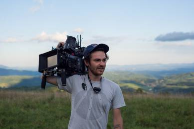 DP Donald R. Monroe carried the VariCam LT through the rugged terrain of Virginia's State parks.