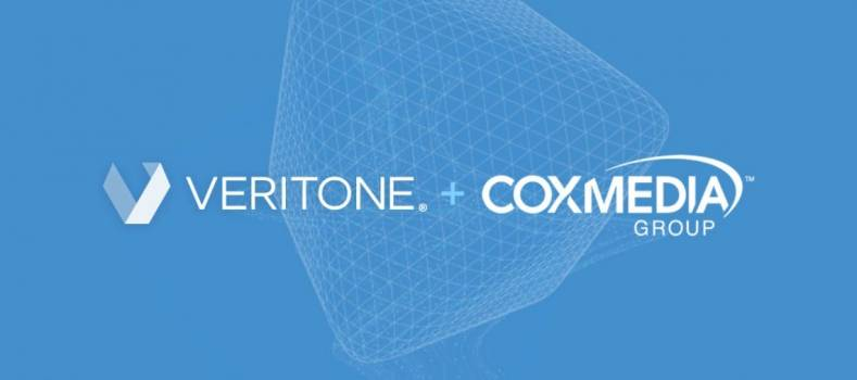 Veritone AI in use at Cox Media Group