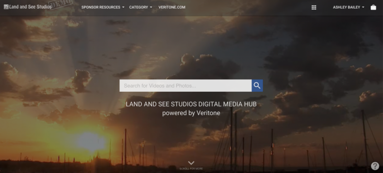 Digital Media Hub is its white-label portal which runs aiWARE