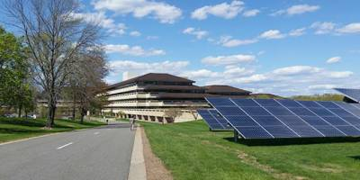Intercom distribution technology from Clear-Com keeps various remotely located crews connected to Verizon's Basking Ridge NJ headquarters.