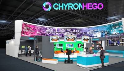 ChyronHego demonstrated the advantages of moving from hardware-centric to software-centric IP production.