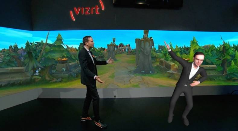 Vizrt's new Viz Engine 3.11 renders in full HDR color, adds motion for AR, and uses the latest streaming technologies.