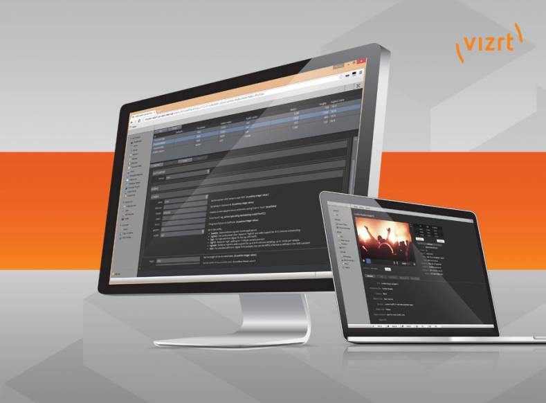 Vizrt Demo's New 4K Coder - The Broadcast Bridge
