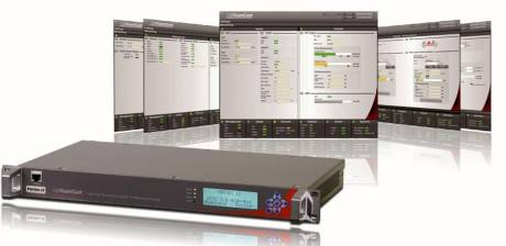 The Vortex II ATSC 3.0 exciter is fully interoperable with the ENENSYS ATSCheduler.