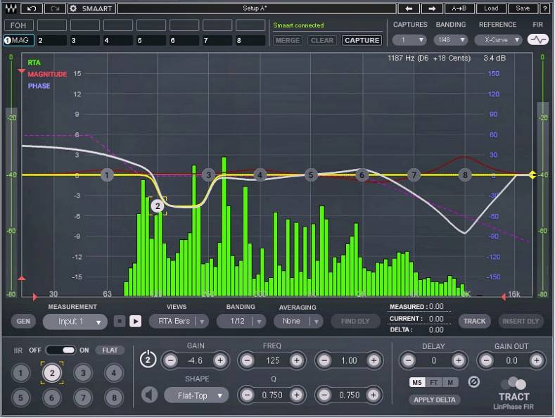 Waves Offers TRACT Loudspeaker Correction Plug-in - The Broadcast