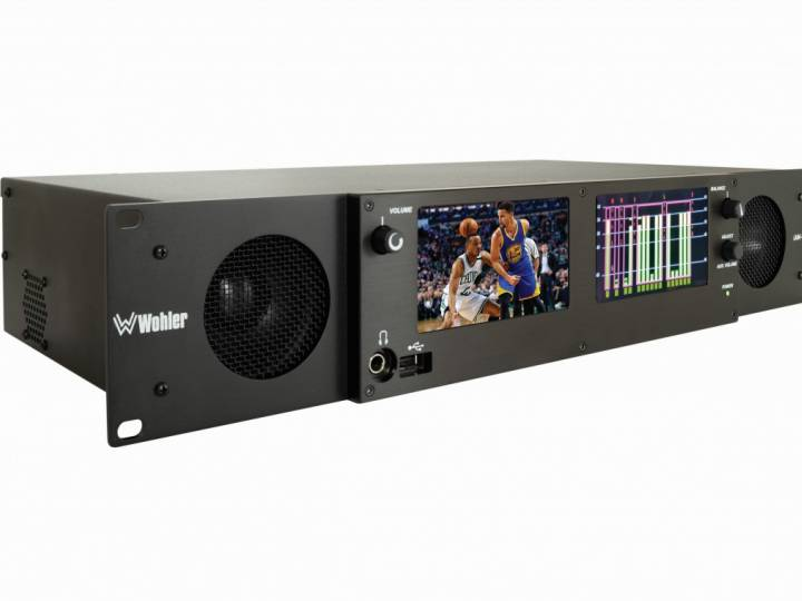 Wohler's iAM-VIDEO-2-MPEG video codecs include MPEG-4 (H.264) and MPEG-2, and handle a wide variety of formats.