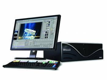 EVO integrates with Ross Video Xpression graphics package