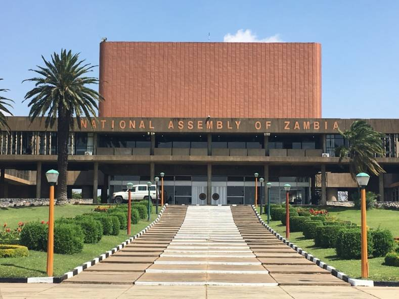 Zambian Parliament calls on STRYME to deliver a broadcast production and playout broadcast system for their new Parliament Television.