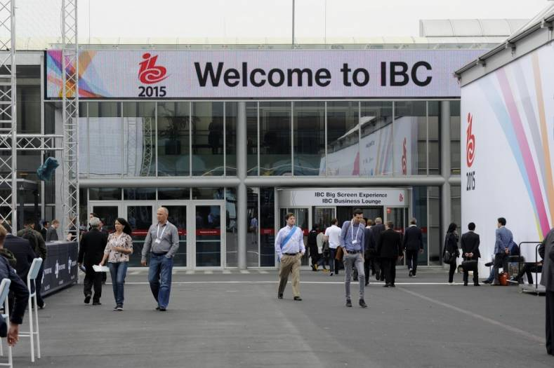 Shows like IBC are now just as important as a marketplace for services rather than products