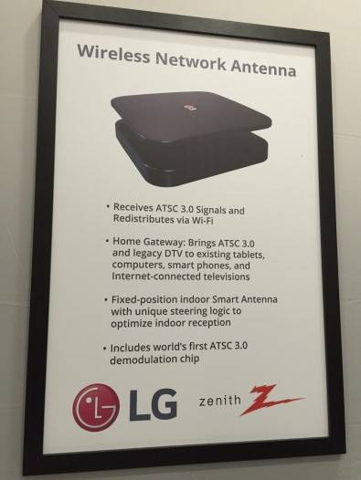 The proposed Home Gateway distributes ATSC 3.0 content to devices with WiFi. Click to enlarge.