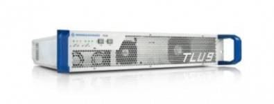 The Rohde & Schwarz TLU9 transmitter is designed to fill in main signal gaps and shadows.