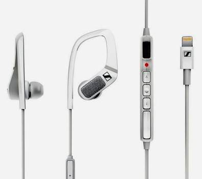 Sennheiser AMBEO Earphone.