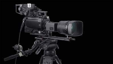 Sony displayed a 3-chip 8K studio camera at IBC 2017. Will we see an updated version at NAB 2018?