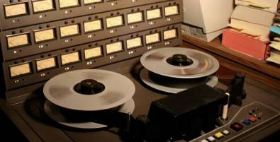 Sony MCI JH-24 analog tape machine