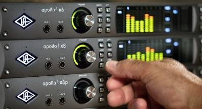 Universal Audio interface