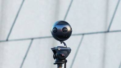The Insta360 Pro 360 camera comes with a list price of K It captures at 8K, storing almost 30MP for every frame.