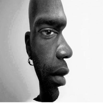 Is this someone staring towards you or facing right? What a person 'sees' is more often what they expect to see. Image: Illusions.org