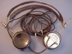 Early headphones were often called tin-cans and inferior in every way to today's models.