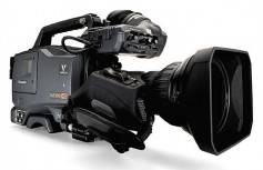 The Panasonic VariCam AJ-HDC27, introduced in 2004, featured a low contrast FILM_REC curve that accommodated 10 stops of dynamic range. The extra 3-4 stops captured in-camera allowed filmmakers to create more real-looking images with smoother flesh tones during color grading. Unfortunately, broadcasters seldom had the time, resources or inclination, to achieve greater dynamic range in this way.