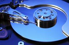 Hard drives are a highly reliable storage medium.