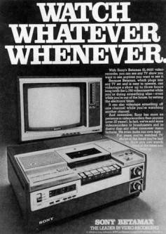 "Anyone can create technically-clean HD content with an iPhone and ""broadcast"" it on YouTube for about ½ the cost of a new Betamax in 1977."