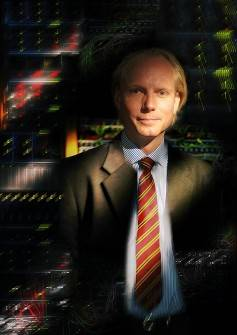 Simen Frostad, Chairman of Bridge Technologies